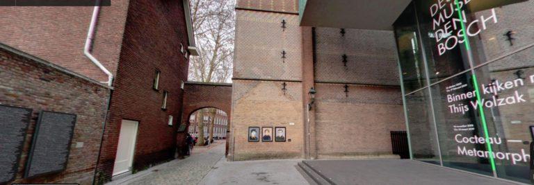 Nazi-expo Den Bosch registreert onwettig namen van bezoekers