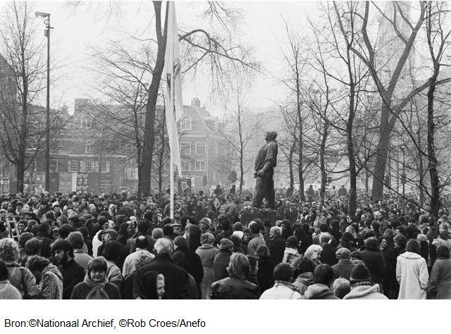 Maandag 25 februari 2019 Herdenk Februaristaking 1941 Amsterdam